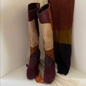 Impo Over The Knee Faux Suede Boots